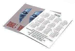 карманный календарик Киев