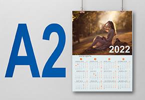 Календарь А2 печать Киев